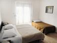 Bedroom 3 - Apartment A-4966-a - Apartments Supetarska Draga - Donja (Rab) - 4966