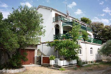 Property Banjol (Rab) - Accommodation 4968 - Apartments near sea with sandy beach.