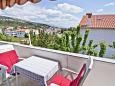Balcony - Apartment A-4971-a - Apartments and Rooms Palit (Rab) - 4971