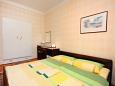 Bedroom - Room S-4973-b - Apartments and Rooms Barbat (Rab) - 4973