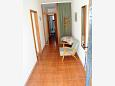 Hallway - Apartment A-4975-b - Apartments Barbat (Rab) - 4975