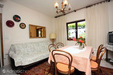 Barbat, Dining room u smještaju tipa apartment, dostupna klima i WIFI.