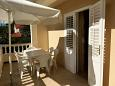 Terrace - Apartment A-4978-b - Apartments Barbat (Rab) - 4978