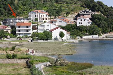 Property Palit (Rab) - Accommodation 5004 - Apartments near sea.