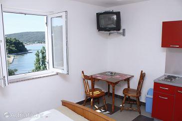 Studio flat AS-5009-b - Apartments Kampor (Rab) - 5009