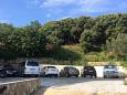 Parking lot Kampor (Rab) - Accommodation 5009 - Apartments near sea with sandy beach.