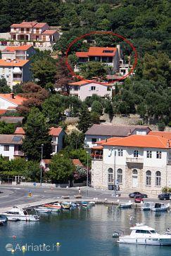 Palit, Rab, Property 5011 - Apartments u Hrvatskoj.