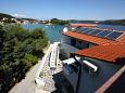 Balcony - view - Apartment A-5017-a - Apartments Supetarska Draga - Donja (Rab) - 5017