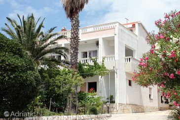 Property Barbat (Rab) - Accommodation 5049 - Apartments and Rooms near sea with pebble beach.