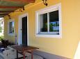 Terrace - Apartment A-5055-c - Apartments Supetarska Draga - Gornja (Rab) - 5055