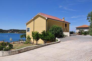 Obiekt Supetarska Draga - Gornja (Rab) - Zakwaterowanie 5055 - Apartamenty blisko morza z piaszczystą plażą.