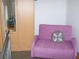 Jezera, Bedroom u smještaju tipa apartment, dopusteni kucni ljubimci i WIFI.