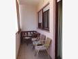 Balcony 2 - Apartment A-5060-c - Apartments Supetarska Draga - Donja (Rab) - 5060