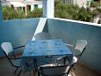 Terrace - Apartment A-5063-c - Apartments Jezera (Murter) - 5063