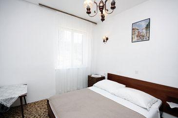 Barbat, Bedroom u smještaju tipa room, dopusteni kucni ljubimci i WIFI.