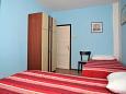 Murter, Bedroom 2 u smještaju tipa apartment, dopusteni kucni ljubimci.
