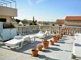 Murter, Terrace u smještaju tipa apartment, s pogledom na more i dopusteni kucni ljubimci.