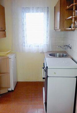 Murter, Kitchen u smještaju tipa apartment, dopusteni kucni ljubimci.