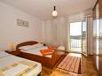 Bedroom 1 - Apartment A-5130-a - Apartments Tisno (Murter) - 5130