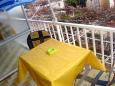 Balcony - Studio flat AS-515-b - Apartments Podaca (Makarska) - 515