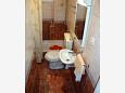 Bathroom - Studio flat AS-515-b - Apartments Podaca (Makarska) - 515