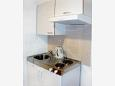 Kitchen - Studio flat AS-515-d - Apartments Podaca (Makarska) - 515