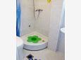 Podaca, Bathroom u smještaju tipa studio-apartment, WIFI.