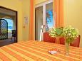 Dining room - Apartment A-5158-a - Apartments Slatine (Čiovo) - 5158
