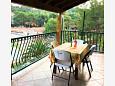 Balcony - Apartment A-5166-b - Apartments Rogač (Šolta) - 5166
