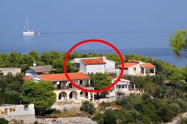 Property Rogač (Šolta) - Accommodation 5174 - Apartments near sea.