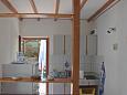 Uvala Piškera, Kitchen u smještaju tipa studio-apartment, WIFI.