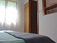 Uvala Piškera, Bedroom u smještaju tipa studio-apartment, WIFI.
