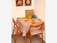 Dining room - Studio flat AS-5180-c - Apartments Maslinica (Šolta) - 5180