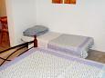Bedroom - Studio flat AS-5180-c - Apartments Maslinica (Šolta) - 5180