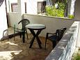 Terrace - Studio flat AS-5180-c - Apartments Maslinica (Šolta) - 5180