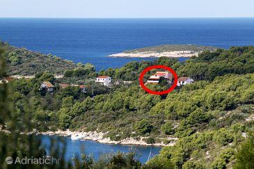 Objekt Maslinica (Šolta) - Ubytování 5180 - Ubytování v Chorvatsku.