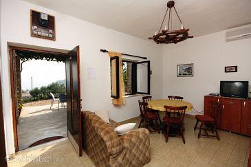 Apartment A-5187-a - Apartments Uvala Donja Kruščica (Šolta) - 5187