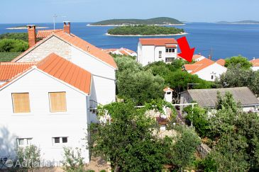 Property Maslinica (Šolta) - Accommodation 5192 - Apartments with pebble beach.