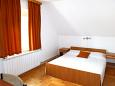 Bedroom - Room S-5194-a - Apartments and Rooms Smoljanac (Plitvice) - 5194