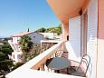Balcony - Studio flat AS-5197-f - Apartments Zaostrog (Makarska) - 5197