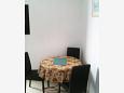 Jadalnia - Apartament A-5199-b - Apartamenty Poljica (Trogir) - 5199