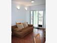 Living room - Apartment A-5218-a - Apartments Okrug Gornji (Čiovo) - 5218