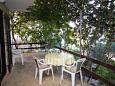Terrace 1 - House K-5223 - Vacation Rentals Uvala Pokrivenik (Hvar) - 5223