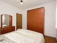 Bedroom 1 - Apartment A-5228-e - Apartments Arbanija (Čiovo) - 5228