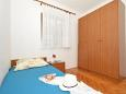 Bedroom 2 - Apartment A-5228-e - Apartments Arbanija (Čiovo) - 5228