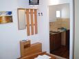 Bedroom - Studio flat AS-5231-d - Apartments Uvala Pokrivenik (Hvar) - 5231