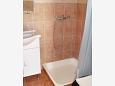 Bathroom - Studio flat AS-5231-f - Apartments Uvala Pokrivenik (Hvar) - 5231