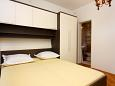 Bedroom - Studio flat AS-5235-c - Apartments and Rooms Makarska (Makarska) - 5235