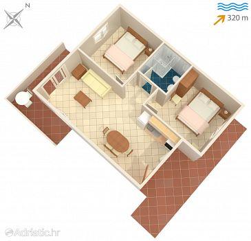 Apartment A-5238-b - Apartments Stomorska (Šolta) - 5238