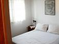 Bedroom 1 - Apartment A-5240-b - Apartments Seget Vranjica (Trogir) - 5240